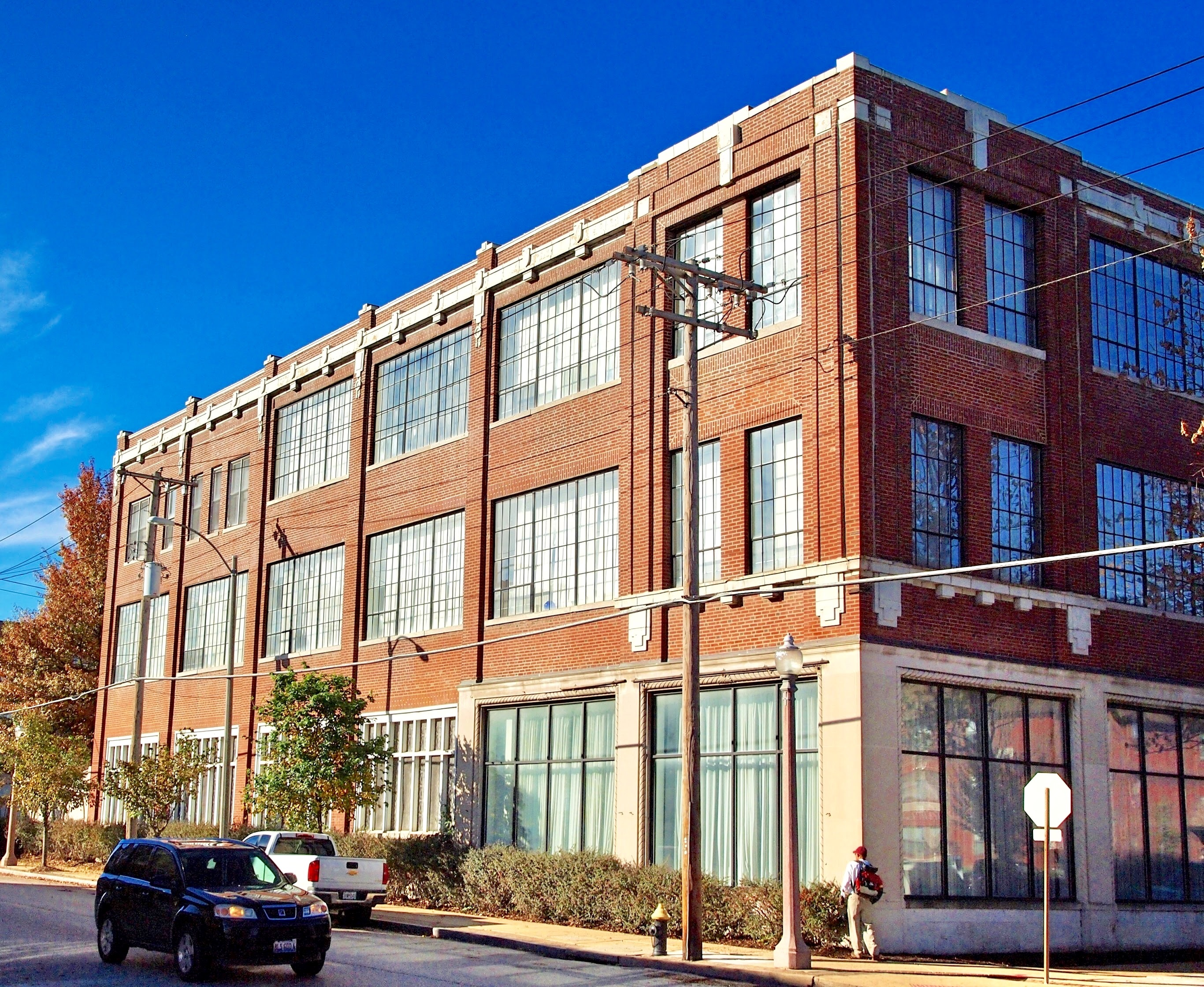 The Dorris Lofts