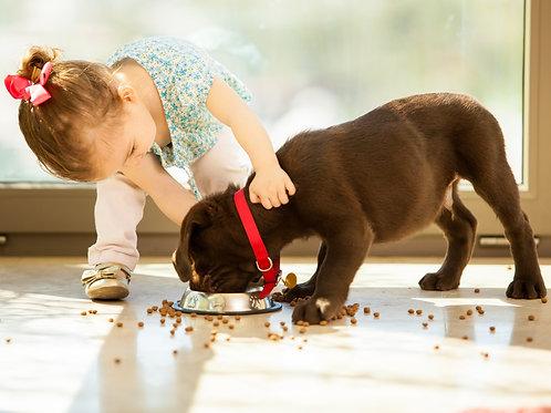 Kids & Puppies Class