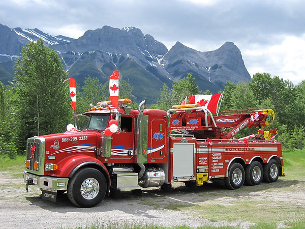 Heavy Duty Towing Companies