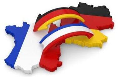 échanges entre la France et l' Allemagne
