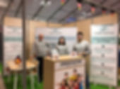 Stand salon de L'Etudiant-orientation avec CHABIN COACHING Paris-Berlin
