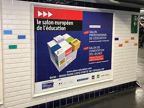 Salon Européen de l'orientation - L' Etudiant Paris