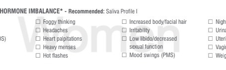 Do I Have Hormone Imbalance Symptoms?