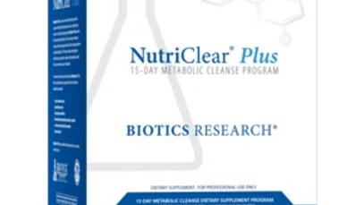 Biotics Research NutriClear Plus 15 day Detoxification Program