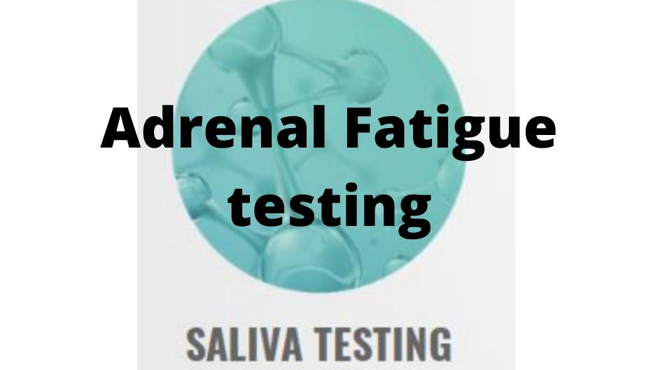 Adrenal Fatigue & Stress Hormone Testing