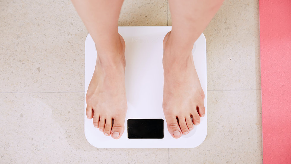 Self Paced Weight Loss