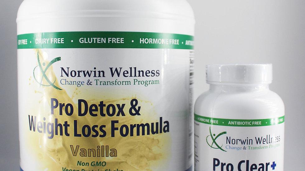 10 Day Detoxification Program
