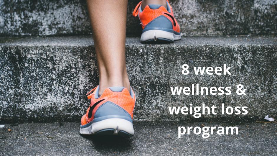 8 Week Wellness & Weight Loss Program