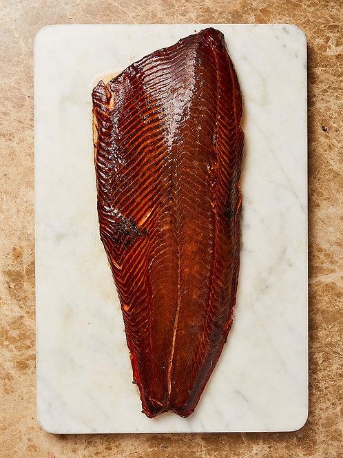 Hot House Smoked Ora King Salmon