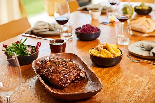 Te Mana Spring Lamb Shoulder Heat & Eat Package