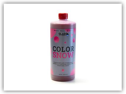Color Snow Rosa