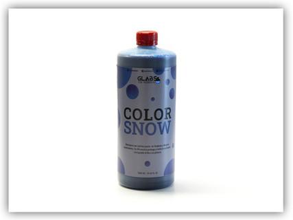 Color Snow Azul
