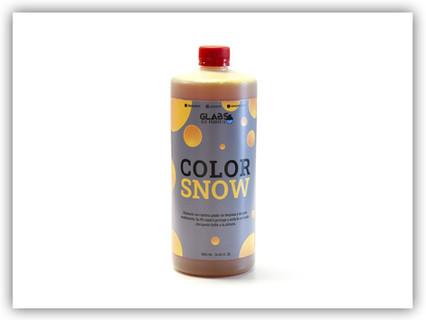 Color Snow Amarillo