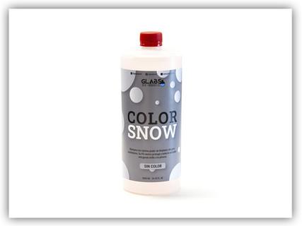 Color Snow Blanco