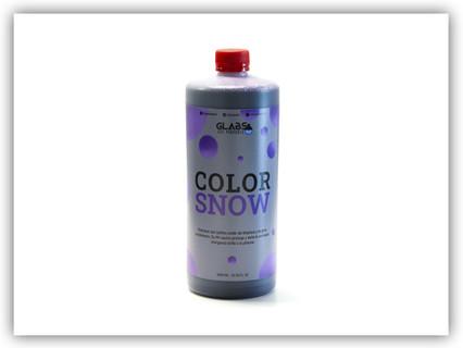 Color Snow Violeta