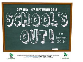 Summer Holiday Club - Book Now !