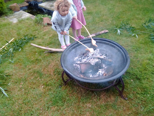 This week at Forest School......