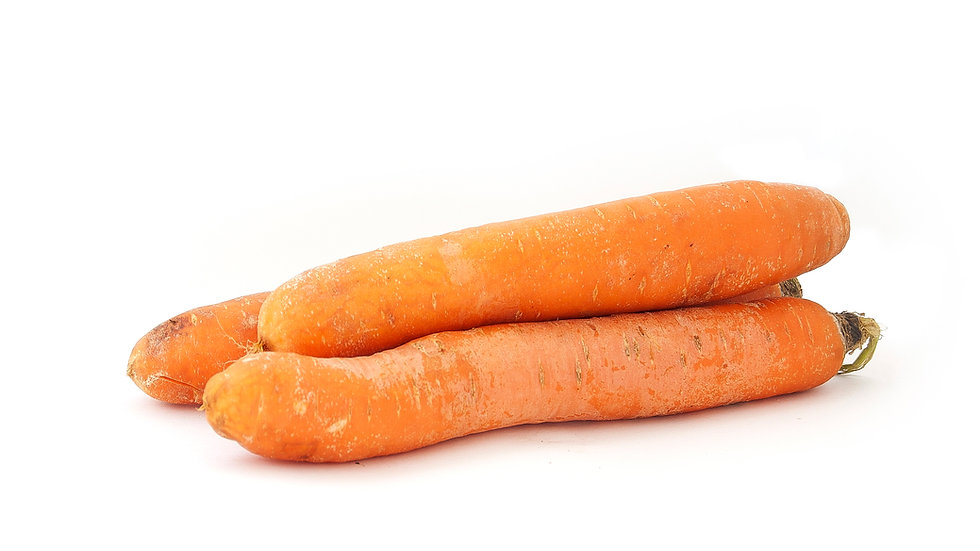 Fresh Carrots (loose guide) 500g