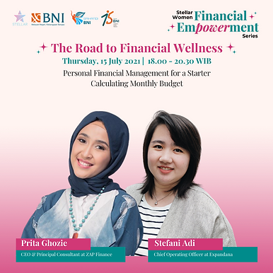 The Road to Financial Wellness