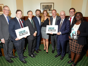APPGs host parliamentary reception ahead of Global Fund replenishment