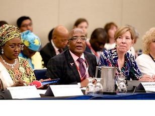 Stop TB Partnership meeting on fringe of UN HLM on AMR