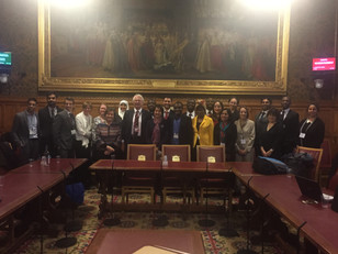 Joint APPG event hosts Oxford University students
