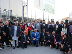 Global TB Caucus hosts parliamentary consultation in New York ahead of UN High Level Meeting