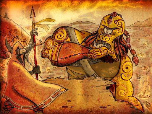 A Segunda Batalha de Mag Tuired