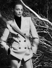 Sasha Pivovarova for KHAITE