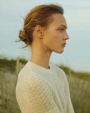Sasha Pivovarova for THE LINE