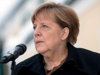 Merkel: Anti-Semitism More Widespread