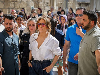 Nearly 60,000 attend Jennifer Lopez's first concert in Israel
