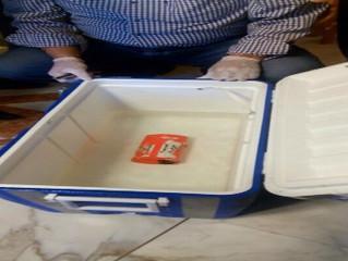 Egyptian Team Receives Black Boxes