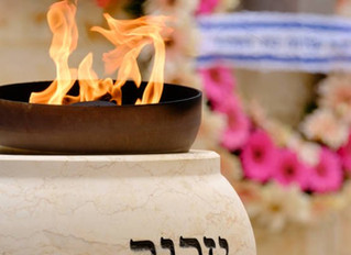 On Yom Hazikaron, Israel's Memorial Day, the country pays tribute to its fallen soldiers and terror
