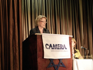 CAMERA Conference Highlights Efforts to Turn Evangelicals from Supporting Israel