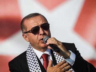 Erdogan To Challenge Israel Economically