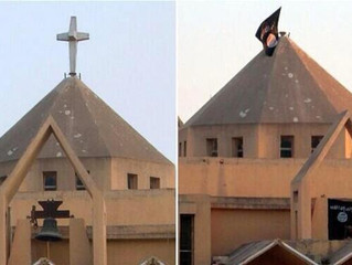 Christians Being Erased from Middle East