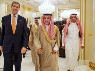 Kerry: Hezbollah Has 80,000 Rockets