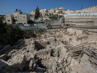 Ancient Greek Citadel Found in Jerusalem