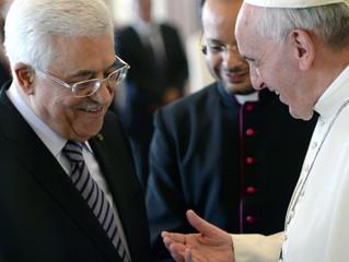 "Vatican Recognizes ""Palestine"""