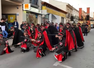 Israeli Embassy Rips 'Vile' Spanish Parade Show for 'Banalizing' Holocaust