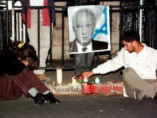 Israelis Remember Rabin