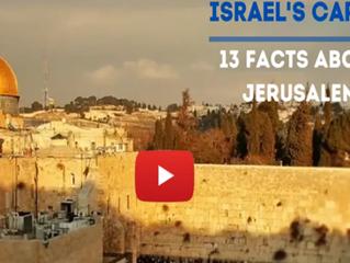 15 Facts about Jerusalem