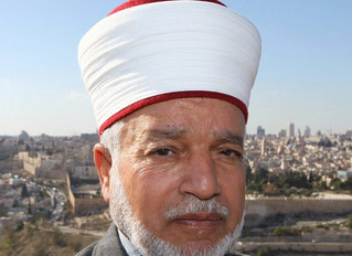 Grand Mufti bans Palestinians from supporting peace plan