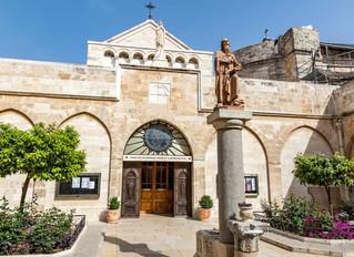 Palestinian Authority Usurping Church of Nativity Property in Bethlehem