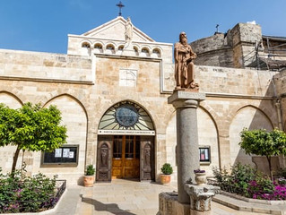 Palestinian Authority Usurping Church of Nativity Property in Bethlehem