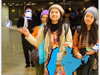 Indian Jews Make Aliyah