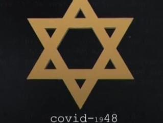 Iranian TV airs anti-Israel video titled 'COVID 1948'
