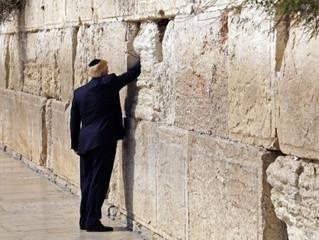 Trump Visits Western Wall