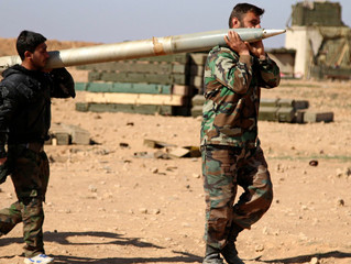 ISIS Dislodges Syrian Forces from Raqqa